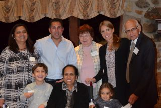 Dr. Yagnik and Family